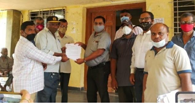 घारपी-उडेलीतील केरळीयनांच्या विरोधात शेतकरी आक्रमक…