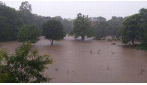 कोल्हापुरात पावसाचं थैमान; NDRFची टीम रवाना, अनेक महामार्ग बंद