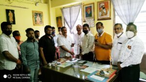 Read more about the article पांग्रड एस.टी. बसफेरी उदया पासुन  होणार सुरु – नागेंद्र परब