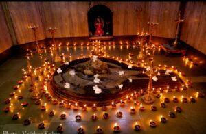 Read more about the article श्रीक्षेत्र कुणकेश्वर मंदिरात दीप अमावस्या साजरी