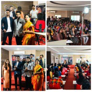 Read more about the article देवगड मध्ये 'तन्वी'ज ब्युटीपार्लर' आयोजित रंगभूषा आणि केशभूषा कार्यशाळा