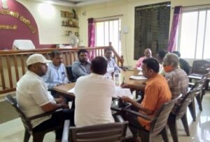 Read more about the article संजय गांधी निराधार योजना समिती बैठकीत एकूण ८७ प्रकरणांना मंजूरी
